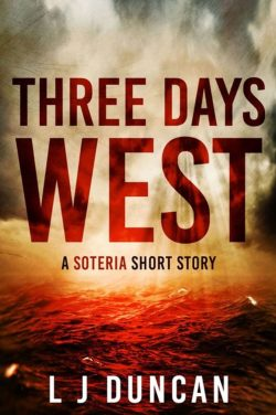 L-J-Duncan-Three-Days-West-Book-Cover