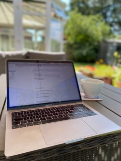 Scrivener-on-the-patio